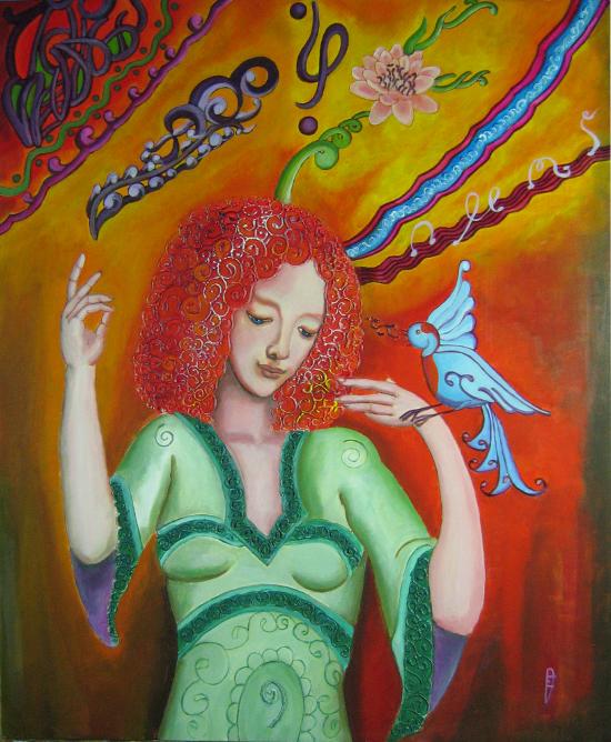 Dame Oiseau